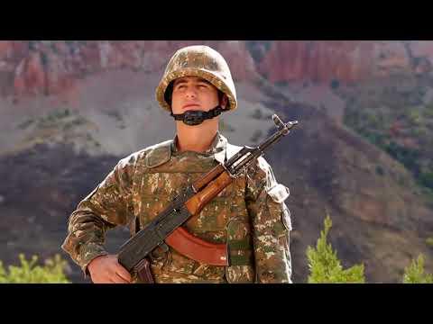 Շնորհավոր տոնդ Հայոց բանակ