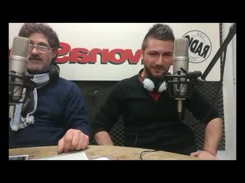 Pier Caruso a Radio Savona Sound