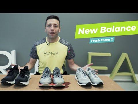 Analizamos la gama New Balance Fresh Foam X ¿Con cuál te quedas?