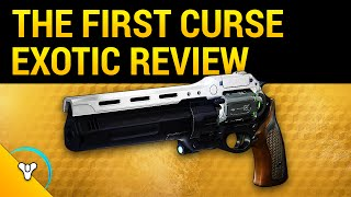 Destiny Taken King: The First Curse Exotic Review (Worth The Quest?)