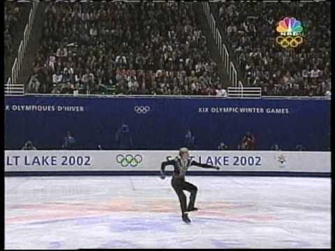 Evgeny Plushenko (RUS) - 2002 Salt Lake City, Figure Skating, Men's Free Skate