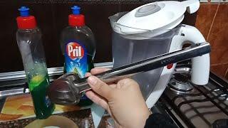 ٤ أفكار لراحتك في المطبخ و ترتيب المطبخ الضيق مع نرمين عوده