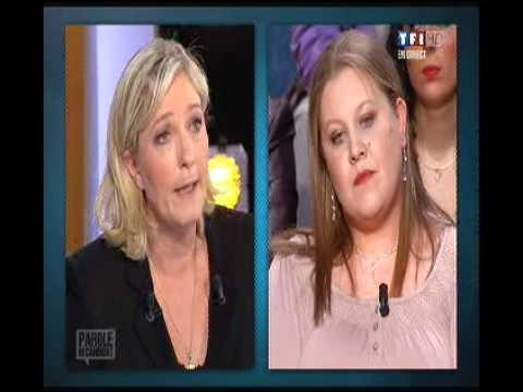 PAROLE DE CANDIDAT MARINE LE PEN ET MELENCHON REPONDENT AUX FRANÇAIS (Part 2)