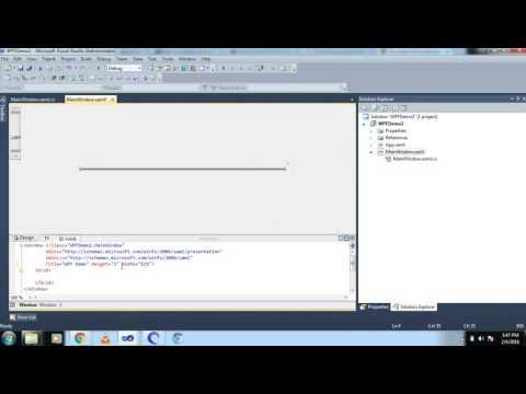 WPF XAML Demo