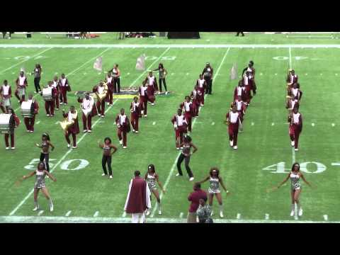 Norland High School Marching Band Halftime Show 12-16-2011