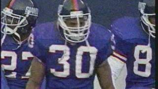 Washington Redskins at New York Giants Dec. 13th 1997 (second half,including commercials)