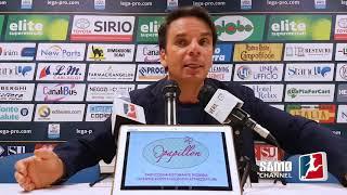 Sambenedettese - Teramo 2-0, Ezio Capuano / Serie C Girone B 2017-18