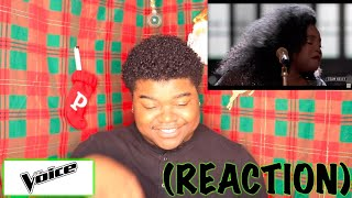 "EMOTIONAL! Kymberli Joye Performs ""Break Every Chain"" The Voice 2018 Top 11 Performances (REACTION)"