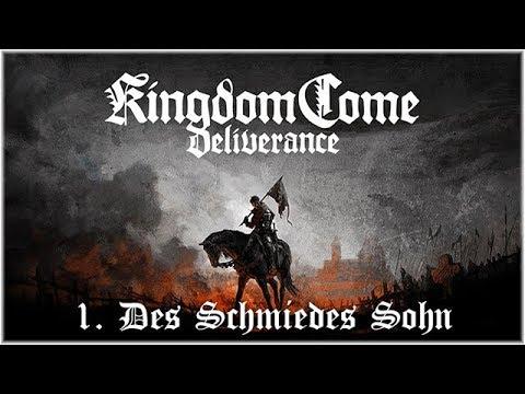 Kingdom Come: Deliverance - 1. Des Schmiedes Sohn - RPG Abend [deutsch 🐄 gameplay]
