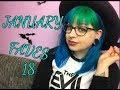 Monthly Favourites January'18 *Alternative Shizz* // Emily Boo