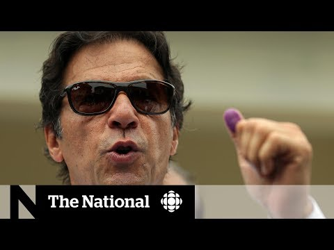 Imran Khan set to be Pakistan's next prime minister