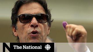 Imran Khan set to be Pakistan's next prime minister