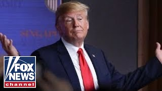 Trump celebrates historic summit with NoKo's Kim Jong Un