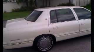 FOR SALE 1998 Cadillac DeVille D