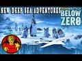 New Deep Sea Adventures - My First look - Subnautica Below Zero!!