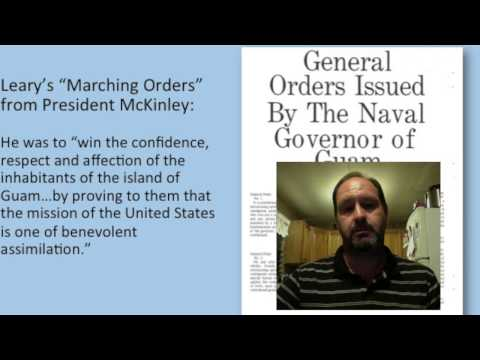 Geography 335 Video Project-The Militarization of Guam