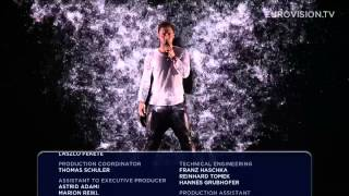Måns Zelmerlöw - Heroes (Sweden) - WINNING performance LIVE at Eurovision 2015