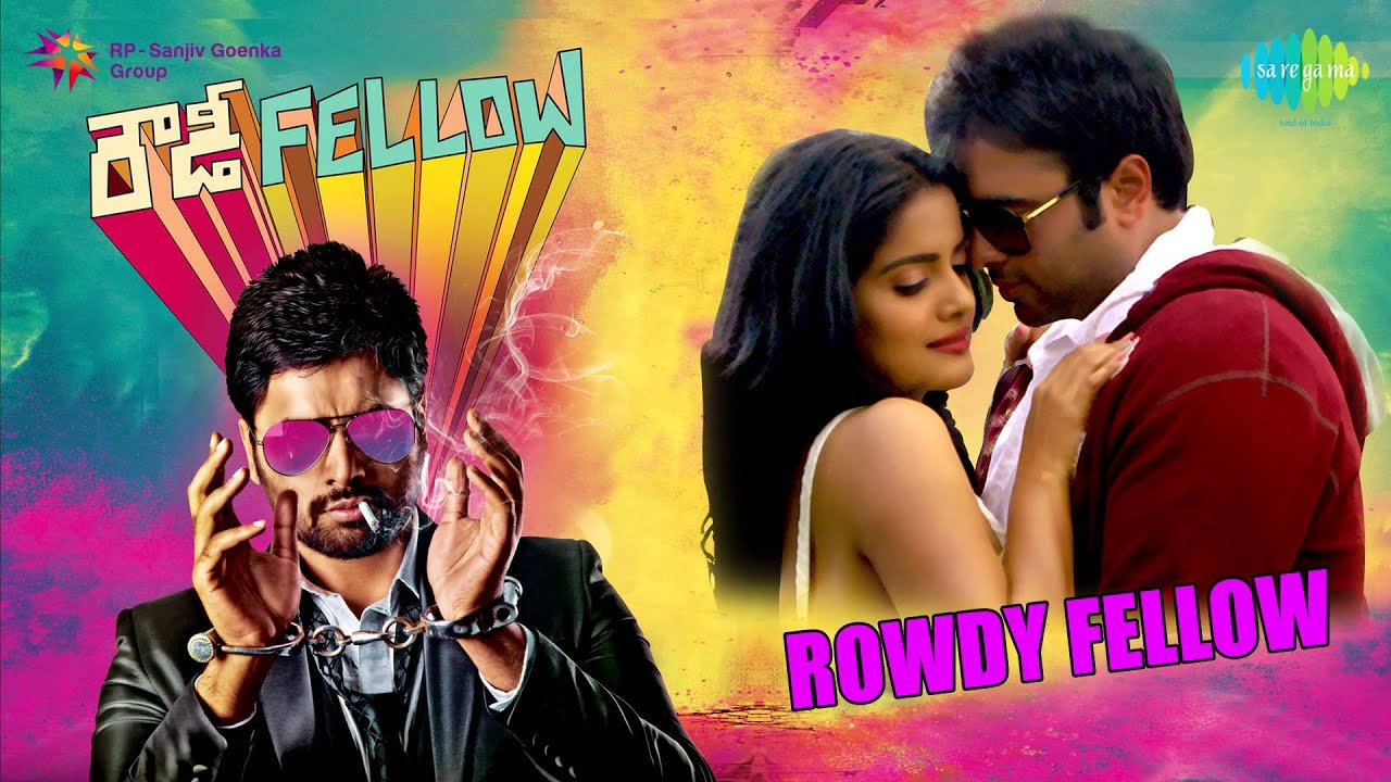 Rowdy Fellow 2014 Hindi Dual Audio Movie Download DVDRip 400MB