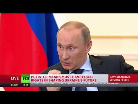 Putin: US wars in Afghanistan, Iraq, Libya distorted intl law