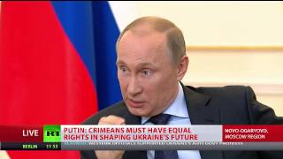 Putin: US wars in Afghanistan, Iraq, Libya distorted intl law