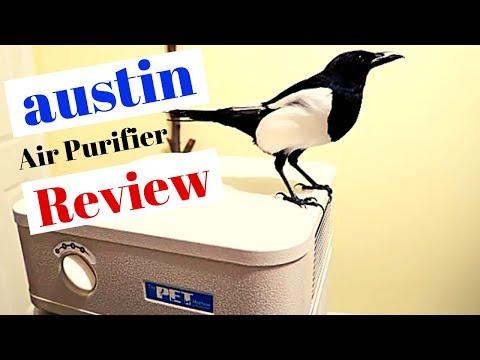 Pet Magpie Loves Austin Air Purifier REVIEW