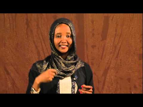 Crowd-funding for students in Sudan | Sagda Kabashi | TEDxKhartoum