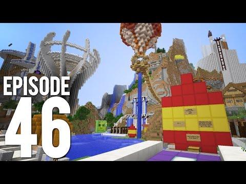 Hermitcraft 3: Episode 46 - Building The Mega Egg Hunt!