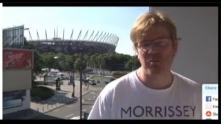 Adrian Durham is Mike Parry