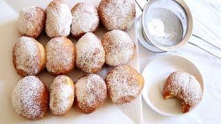 Փքաբլիթ - Cream Filled Donuts - Heghineh Cooking Show in Armenian