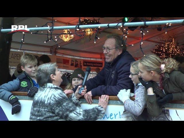 Spiegel van Woerden: Thea op de ijsbaan