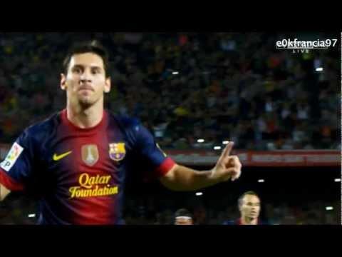 Lionel Messi || GENIUS || 2013 || e0kfrancia97 ᴴᴰ