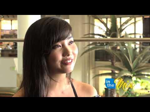 Social media influencer Alodia visits Guam...again!