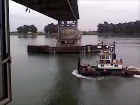 Rio Vista Bridge Opening