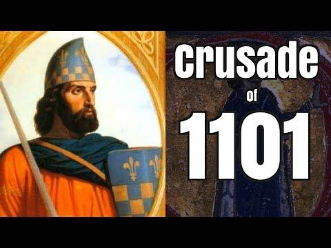 How the Seljuks Crushed the Crusade of 1101