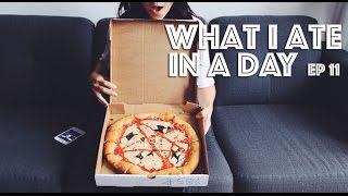 One of Lauren Toyota's most viewed videos: WHAT I ATE IN A DAY (VEGAN) EP #11