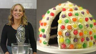 Frosted: Gumdrop Cake - Martha Stewart