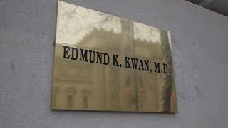 Welcome to the office of Dr. Edmund Kwan