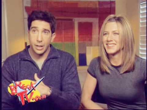 Jennifer Aniston and David Schwimmer- Look After You