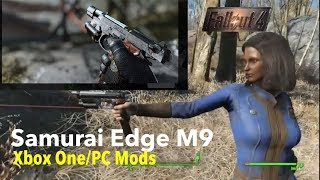 Install Mods Fallout 4 Xbox One