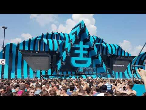 Armin van buuren live at stage the flying dutch Rotterdam 2016