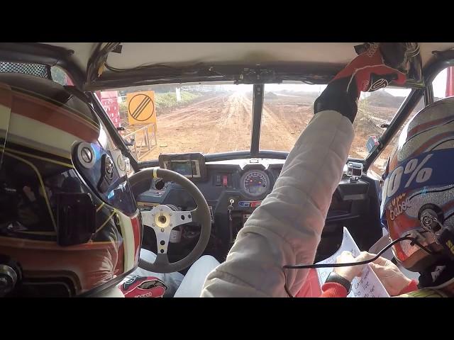 IXOR speed offroad 2018  seri 1  Marrel S & Udi Baboe   SS1 back  left