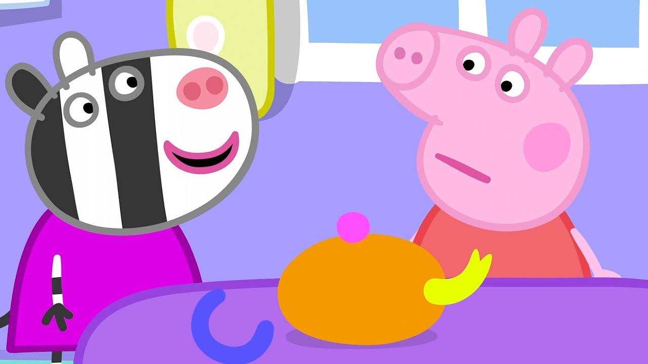 Aardewerk met Peppa 💙 Tekenfilm ✨ Peppa Pig Nederlands Compilatie Nieuwe