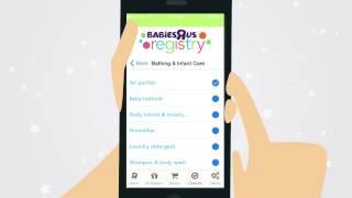 Babies R Us Gift Registry Explainer