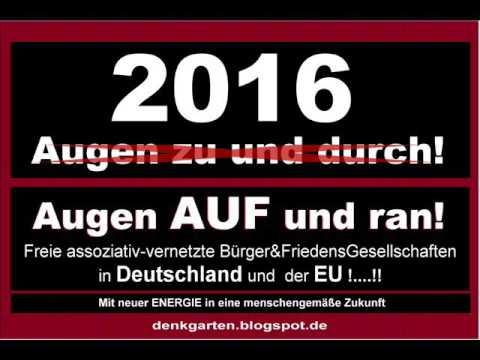 2016 - Augen AUF und ran!
