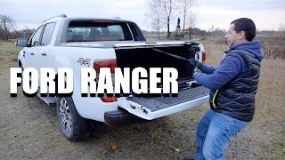 Ford Ranger 3.2 Wildtrak (PL) - test i jazda próbna