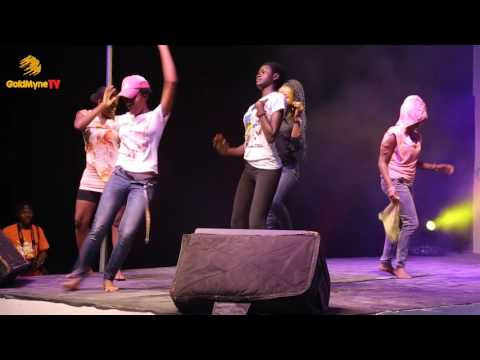 HELEN PAUL HOSTS DANCING COMPETITION @UNILAG (Nigerian Music & Entertainment)