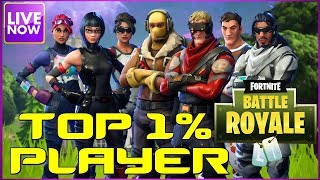TOP 1% PLAYER - FORTNITE BATTLE ROYALE - 842 WINS - (PS4 PRO) Full HD