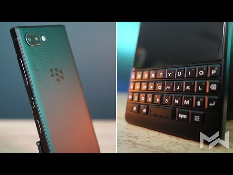 Why I Switched to Blackberry Key2 in 2019 (From Samsung Note 8)