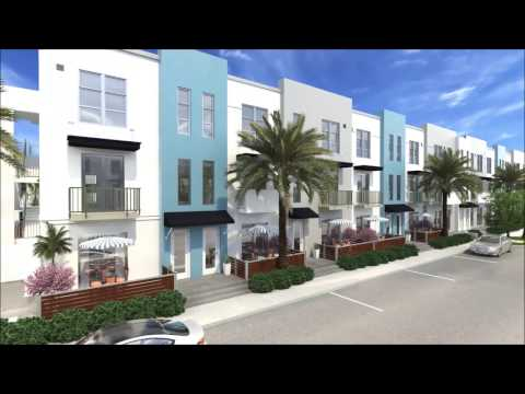 URBN Village New Residences in Oakland Park, Florida