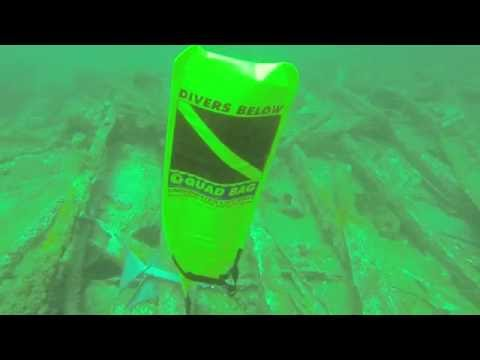 """Russian Freighter """"San Pablo"""" Dive"""